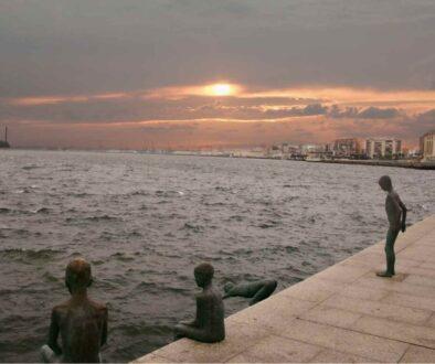 Santander.Estatua.Lor.Raqueros