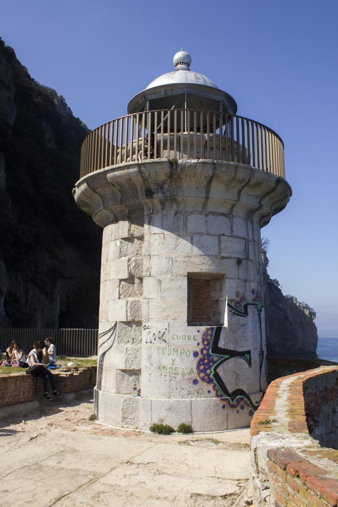 Te mostramos por primera vez el Faro Salto de Caballo desde abajo en 360º -vídeo-
